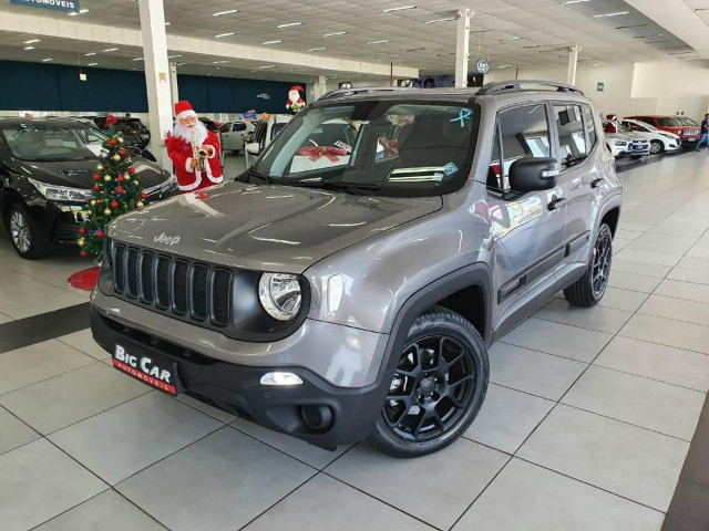Jeep Renegade Sport 1.8 4×2 Flex 16V Aut. 2019
