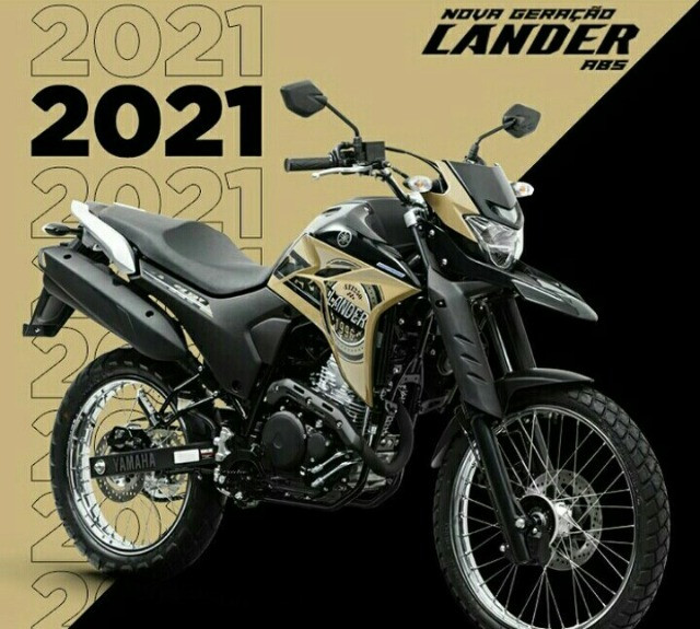 Yamaha Lander 250 ABS 21/21 - Foto 2
