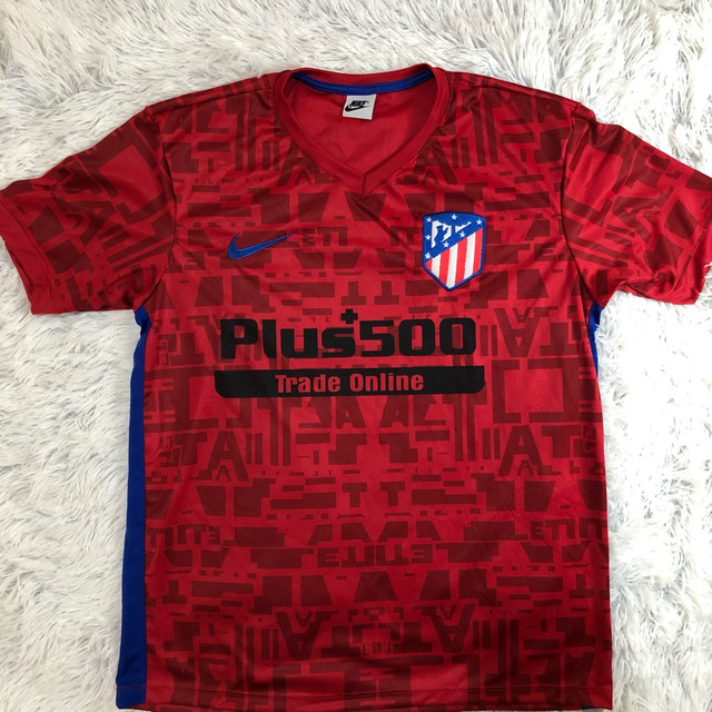 Camisas de clubes brasileiros e europeus  - Foto 4