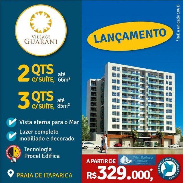 Village Guarani , Lançamentos 2 e 3 quartos na Praia de Itaparica