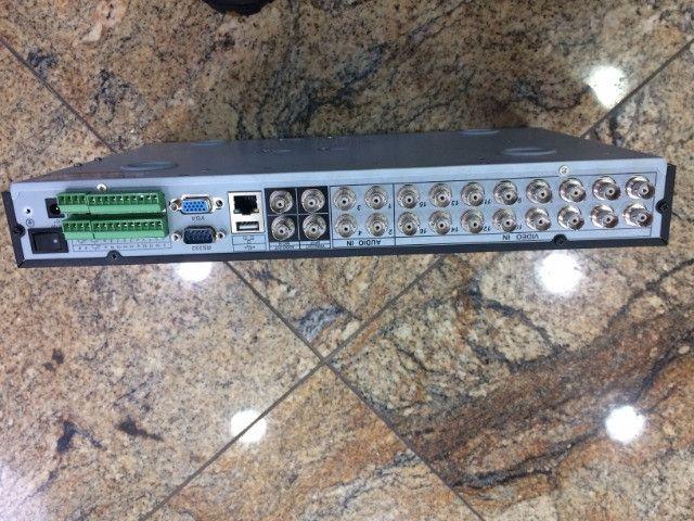 Dvr Intelbras 16E 480C (Usado) - Foto 3