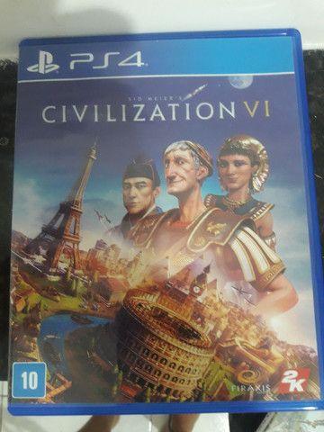 Civilixation vi ps4