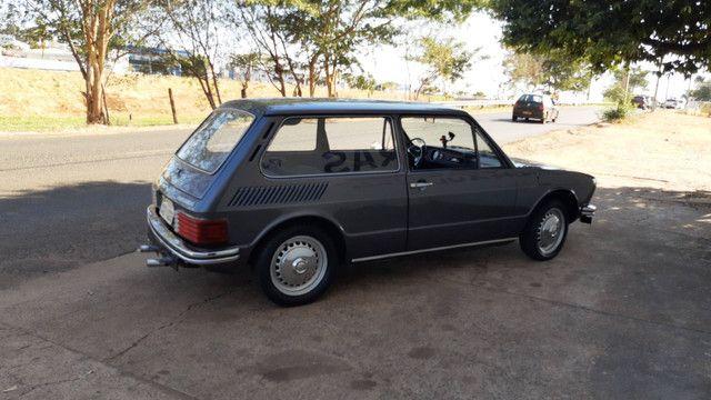 Vw Brasília 1975 com **Ar Condicionado**