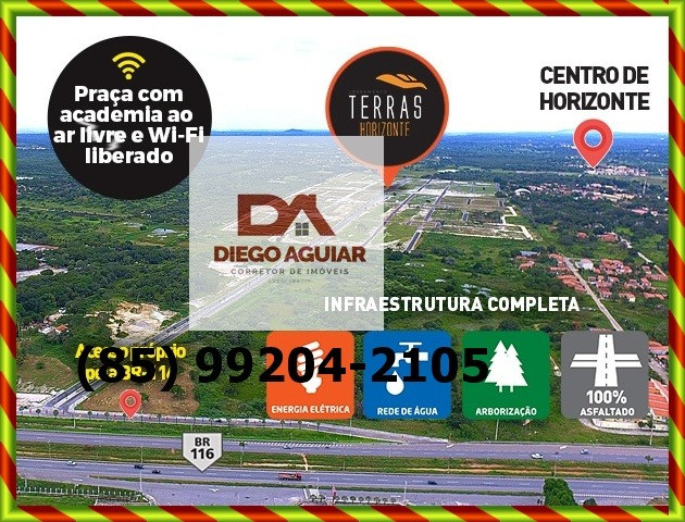 Loteamento Terras Horizonte #$%¨& - Foto 3