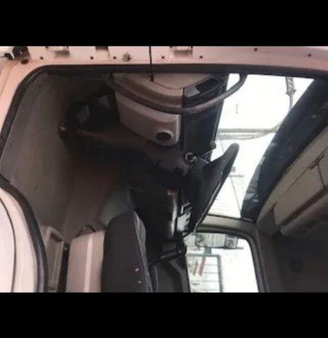 Vw 24250 Cabine Leito Bi Truck 4o Eixo Direcional<br><br> - Foto 11