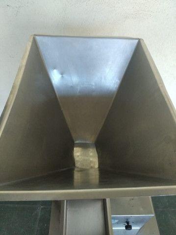 Calha vibratória para pós e granulados - Foto 2