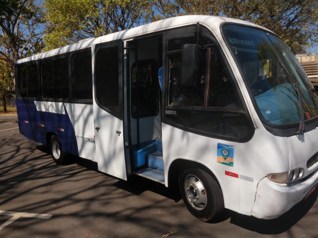 Microonibus 2002/2003 Rodoviario 28 lugares - Foto 11