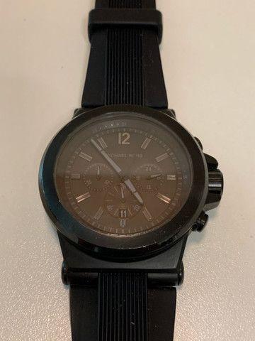 Relógio Michael Kors AllBlack - Foto 4