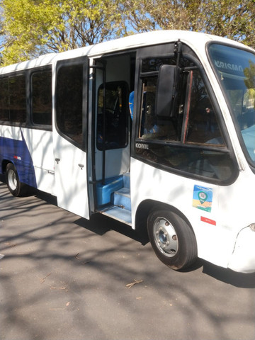 Microonibus 2002/2003 Rodoviario 28 lugares - Foto 18