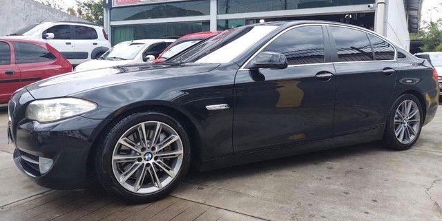 BMW série 5 BLINDADA - Foto 5