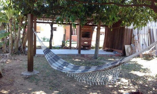 Velleda oferece terrenão com casa pré fabricada e piscina, pomar da lagoa - Foto 4