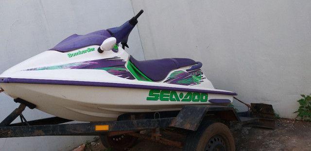 Jet ski sea doo spi - Foto 2