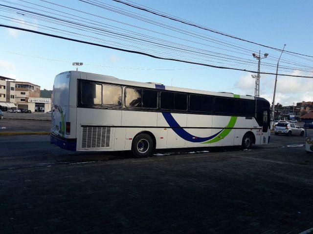 Vendo ônibus Scania k113 - Foto 2