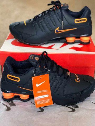 Tenis Nike Shox NZ