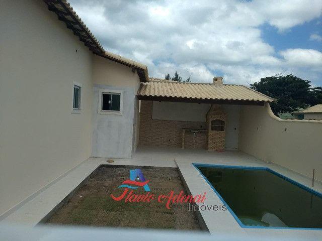 BR Casa maravilhosa a poucos metros da praia em Unamar Cabo Frio - Foto 9