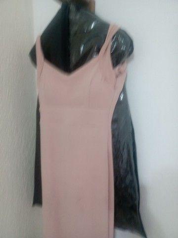 Vestido de festa tamanho de 36 a 42. Usado uma vez - Foto 2