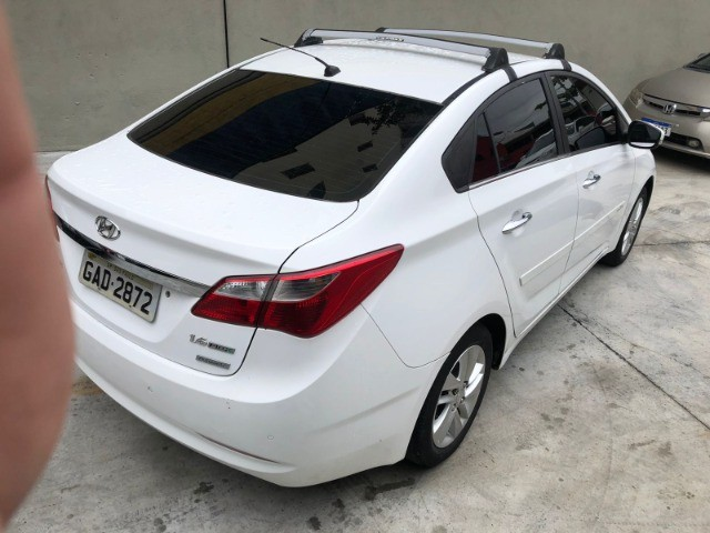 Hyundai HB20S Premium Automático Completo, Zerado - Foto 2