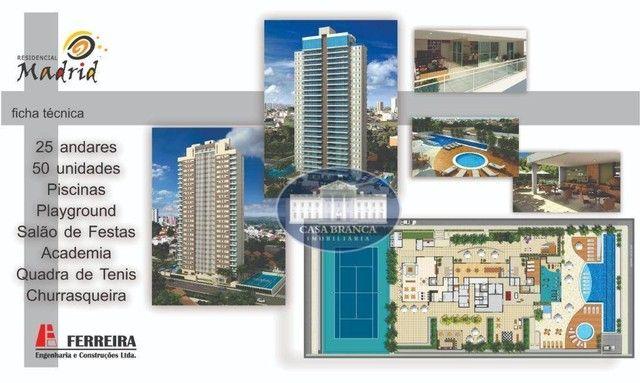 Cobertura Duplex - 4 suítes à venda, 414 m² por R$ 2.100.000 - Vila Santa Maria - Araçatub - Foto 13