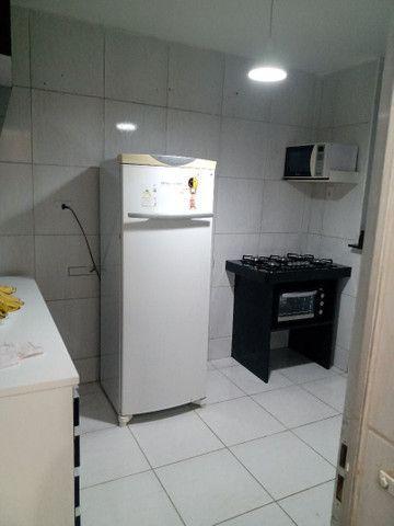 Alugo casa em pau amarelo climatizada sem mobília - Foto 4