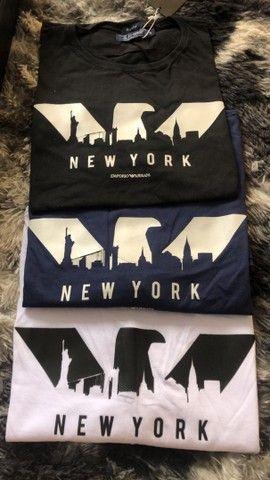 Camisas multimarcas 70,00 com entrega grátis  - Foto 4