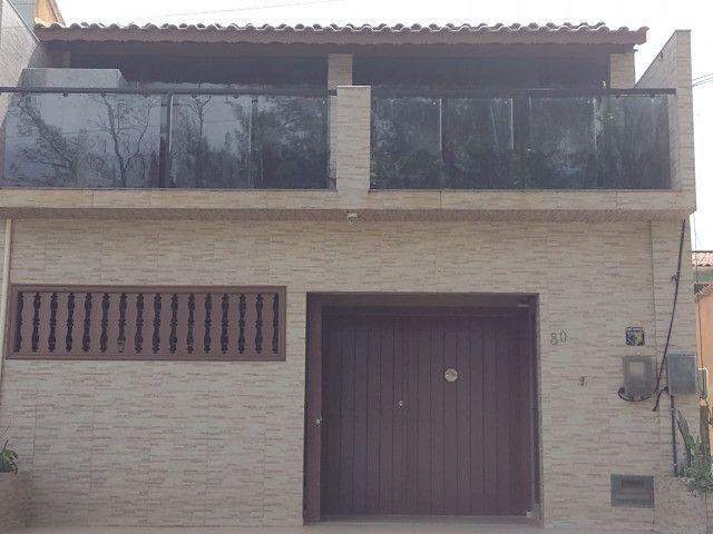 Grussai- Sao Joaõ da Barra- vendo casa com dois andares frente ao Mar - Foto 4