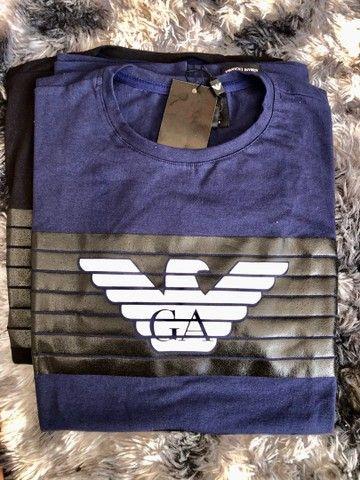 Camisas multimarcas 70,00 com entrega grátis  - Foto 2