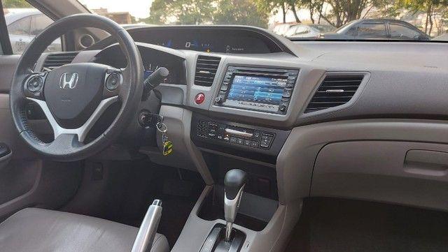 Honda Civic EXR - 2014 - Foto 10
