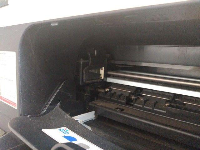 Impressora HP Deskjet F4180 - Foto 5