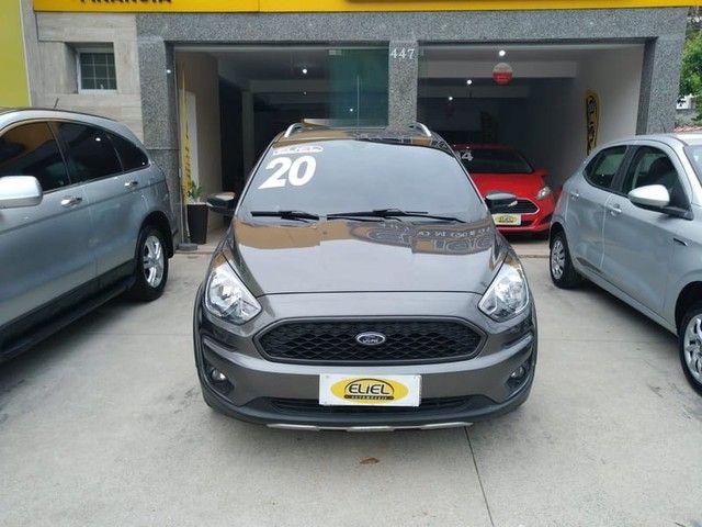 Ford KA FREESTYLE AT C