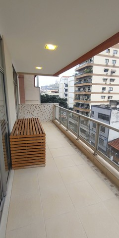 Excelente apartamento na Tijuca para alugar. Rua Pinto Guedes - Foto 4