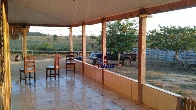 Sítio com 1 dormitório à venda, 493679 m² por R$ 850.000 - Zona Rural - Vale do Anari/RO - Foto 3
