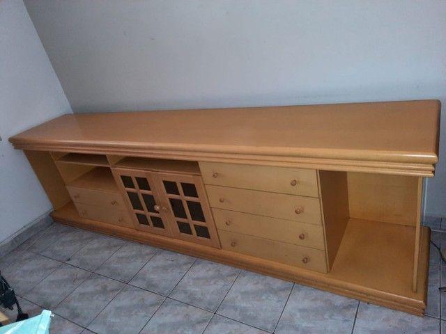 rack madeira maciça  - Foto 2