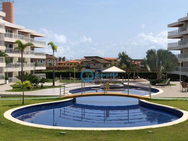 Apartamento com 3 dormitórios à venda, 110 m² por R$ 530.000 - Porto das Dunas - Aquiraz/C - Foto 20
