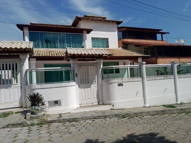 Casa estilo mansão, vista cinematográfica da Lagoa de Araruama de todo o imóvel - Foto 15