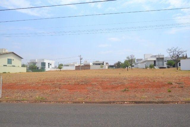 Lote a venda condomínio no Splêndido em Uberlândia