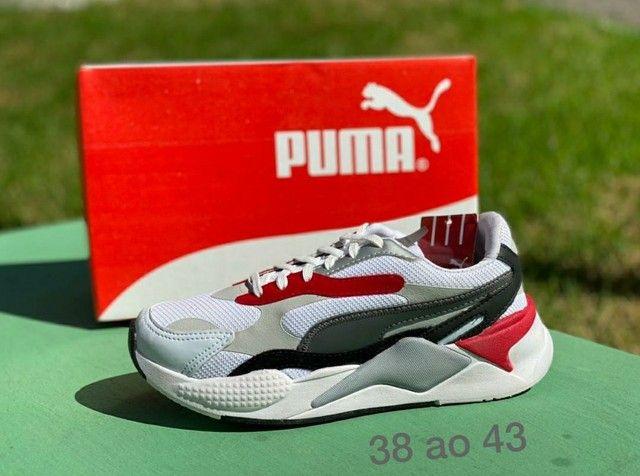 Tênis Puma RS-X Feminino e Masculino  - Foto 3