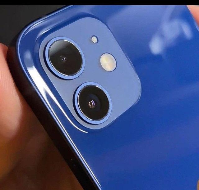 Promoção iPhone 12 64g Lacrado 1 ano de garantia apple só 5599,00 super oferta