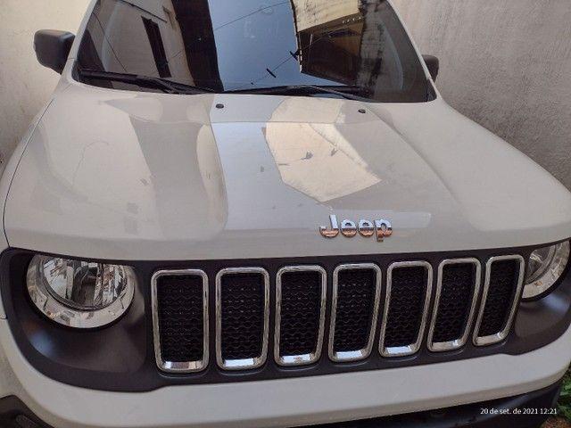 Jeep Renagade Sport MT Branca