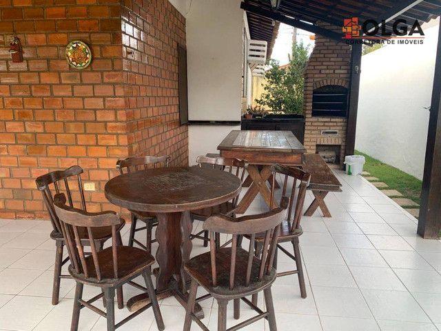 Casa com área gourmet em condomínio fechado, à venda - Gravatá/PE - Foto 3