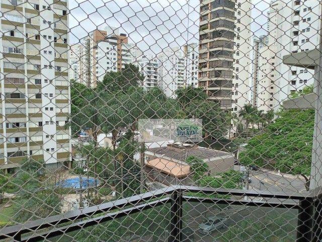 01 suite 01 vaga. Semi-Mobiliado! Campo Belo, São Paulo. - Foto 6