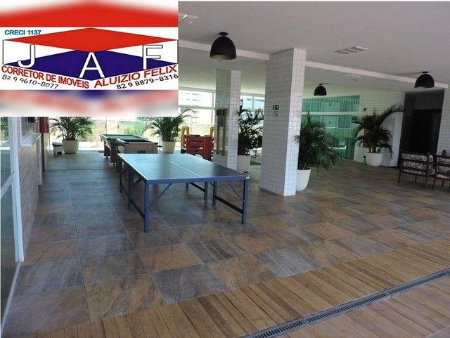 Apartamento para venda com 50 metros quadrados com 2 quartos em Jatiúca - Maceió - AL - Foto 6