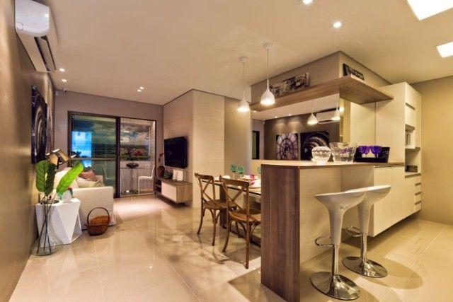M&M- Lindo apartamento de 03 quartos no Barro - José Rufino - Edf. Alameda Park - Foto 4