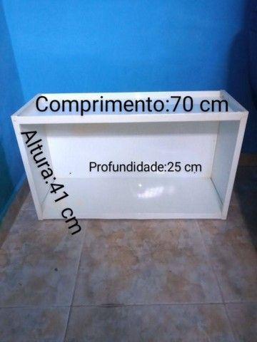 Armário de aço sem porta - Foto 3