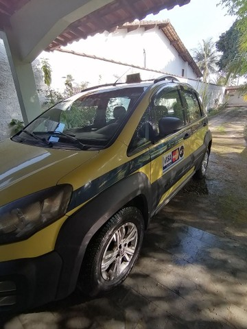 Táxi Idea Adventure autonomia antiga - Foto 5