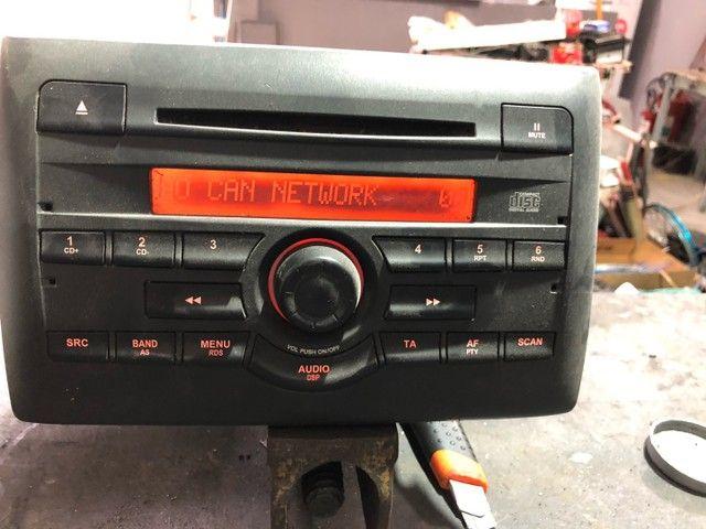 Rádio Fiat Stilo