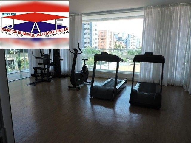 Apartamento para venda com 50 metros quadrados com 2 quartos em Jatiúca - Maceió - AL - Foto 4