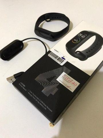 Relógio Smartwatch Mi bad 4 - Foto 2