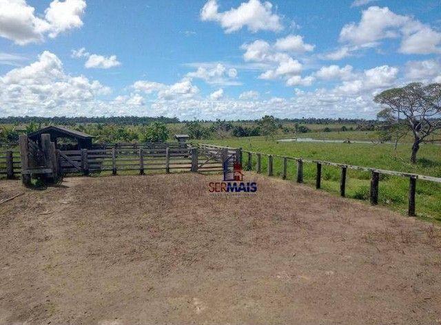 Fazenda à venda, por R$ 3.100.000 - Zona Rural - Machadinho D'Oeste/RO - Foto 3