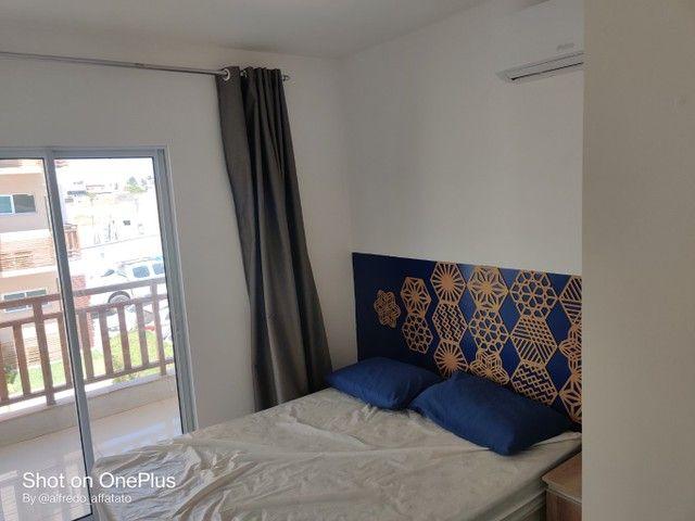 Apartamento para alugueo anual com 71 m2 com  2 quartos nascente e bem ventil em Cumbuco   - Foto 4