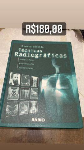 Livros de radiologia e numerador  - Foto 5